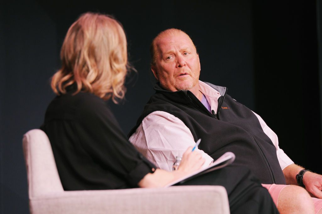 d6b8647b33 Mario Batali Hired Women for Their Smarts, Not Vaginas, Celebrity ...