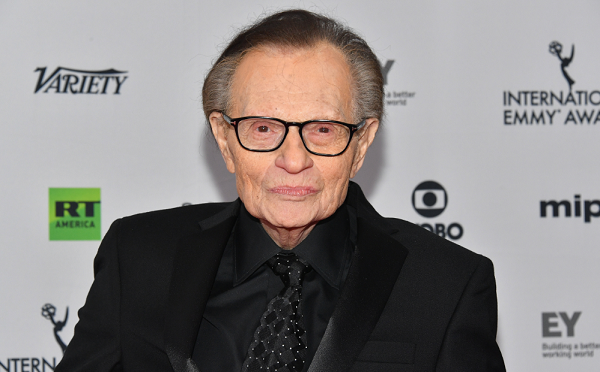 Who is the woman accusing Larry King of sexual misconduct?