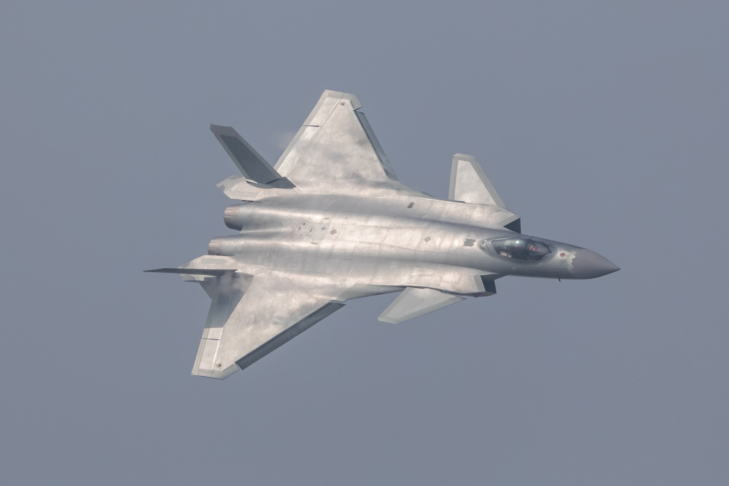 Chinese Military Jets Encircle Taiwanese Airspace as Invasion Fears Rise