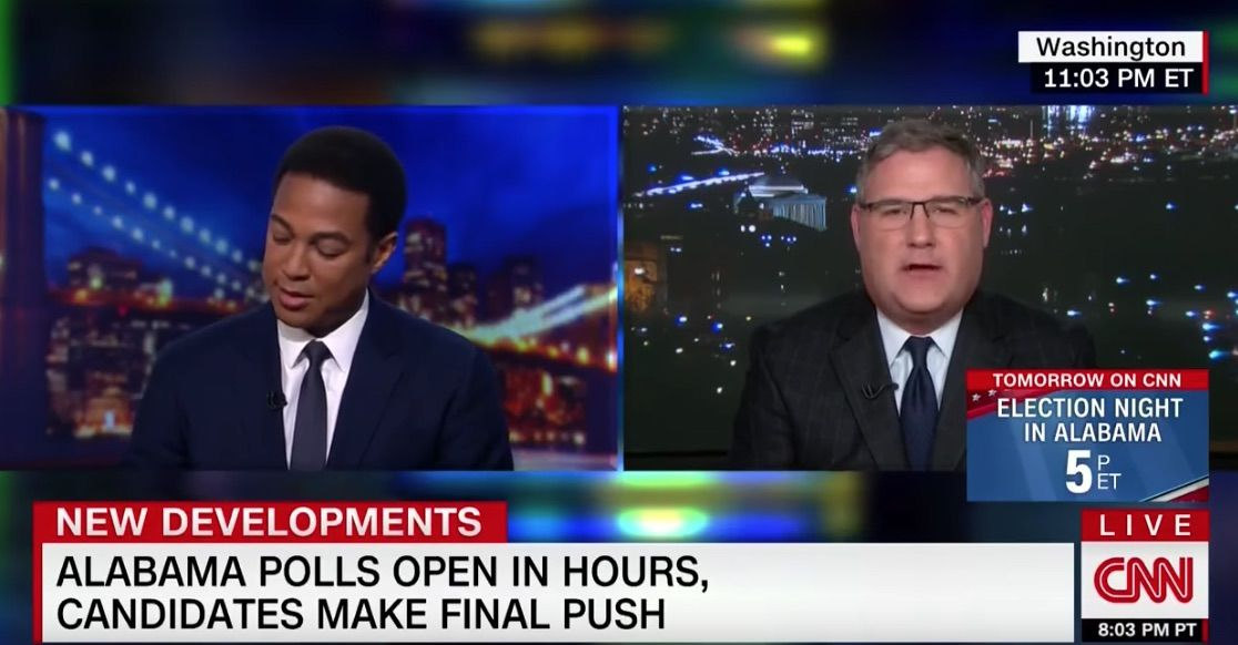 Don Lemon lost for words, shakes head at Kayla Moore