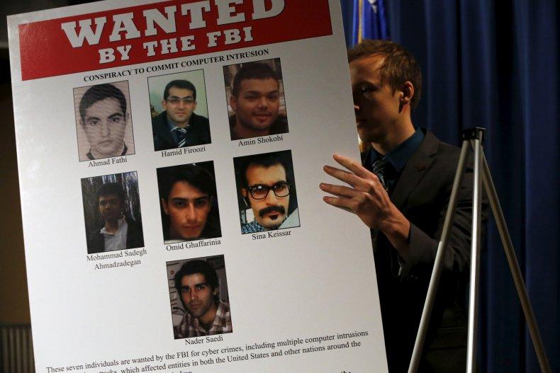 cyber warfare iran hacks united states