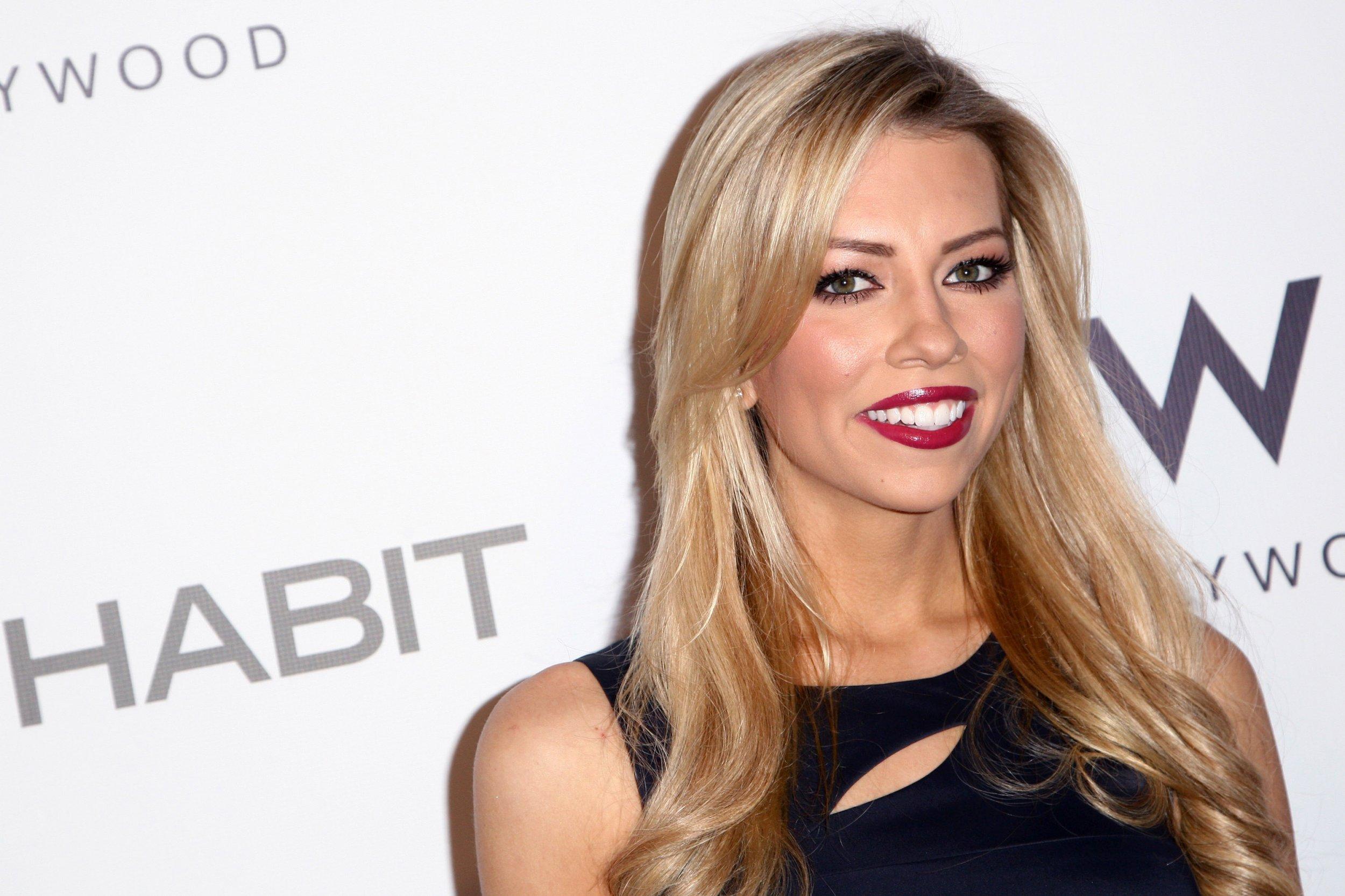 Sports broadcaster Lindsay McCormick.