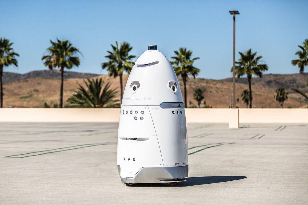 robot homeless san francisco california