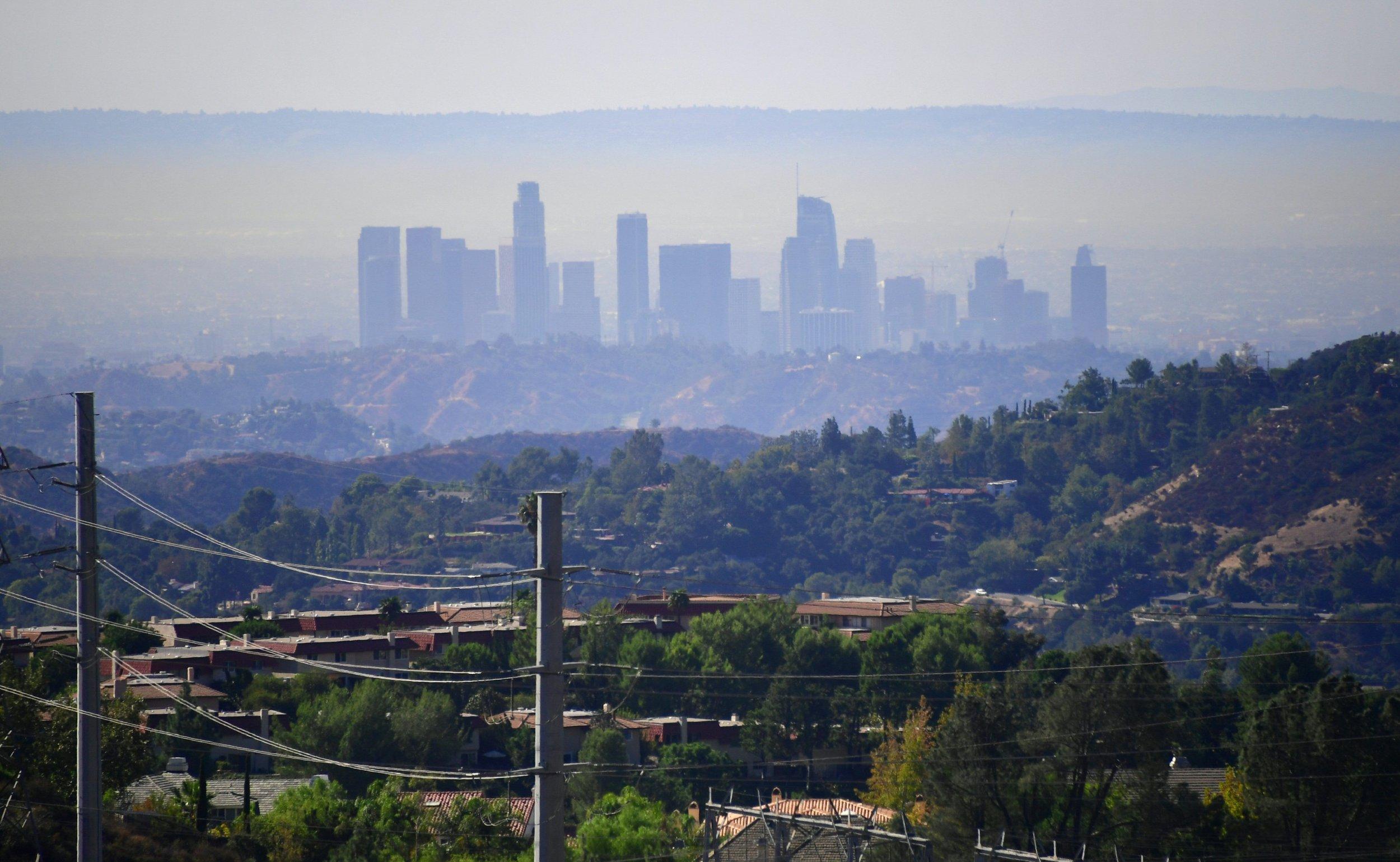 smog california