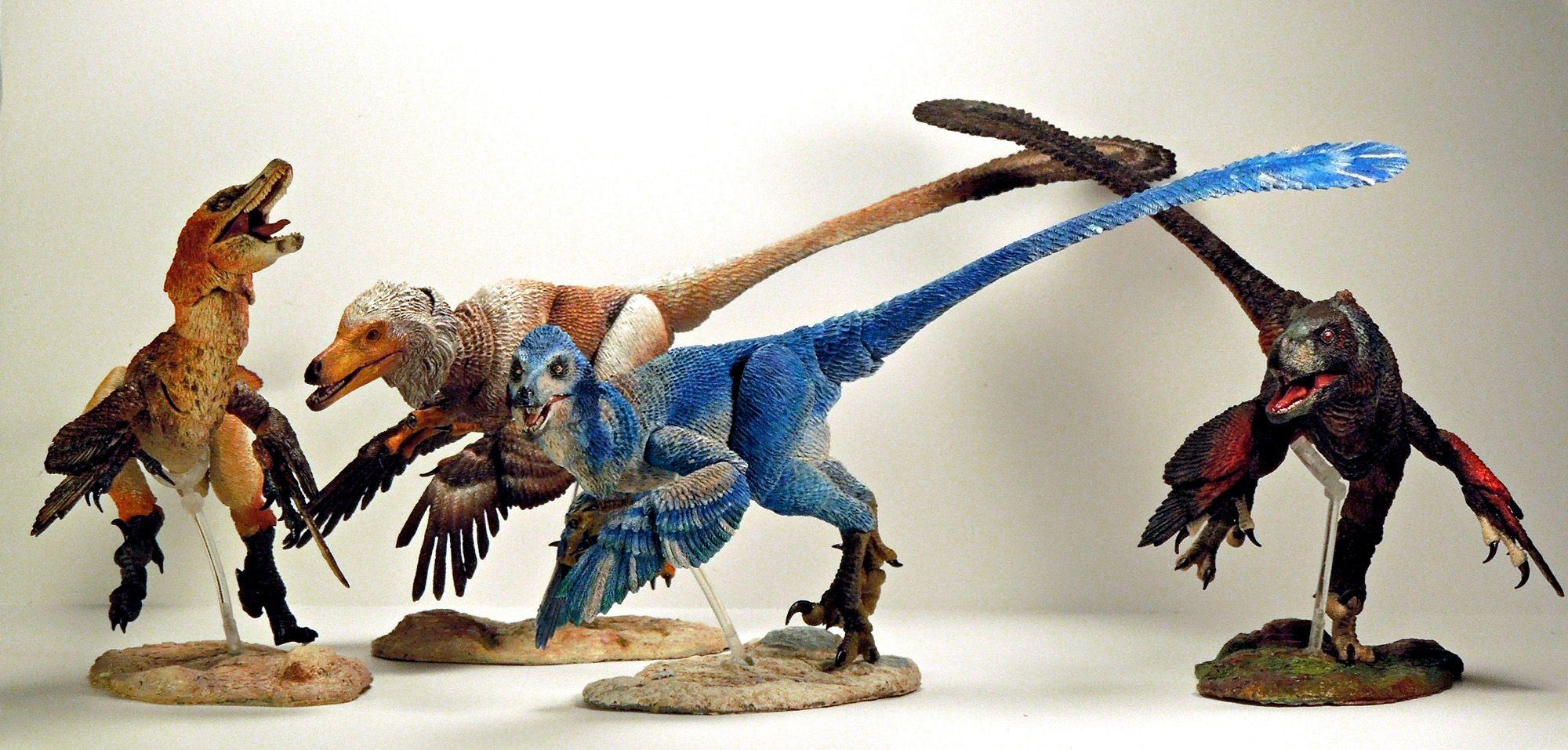 real prehistoric animals