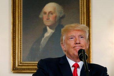 trump washington
