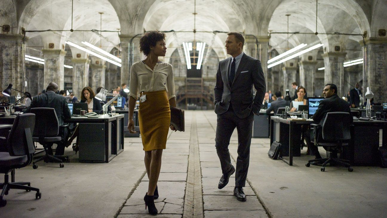 If James Bond were real, would he be guilty of workplace sexual misconduct?
