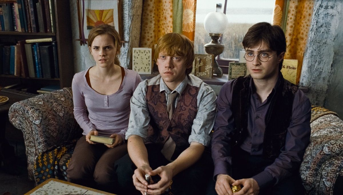 Absurd New 'Harry Potter' Book Written By Predictive Text Already