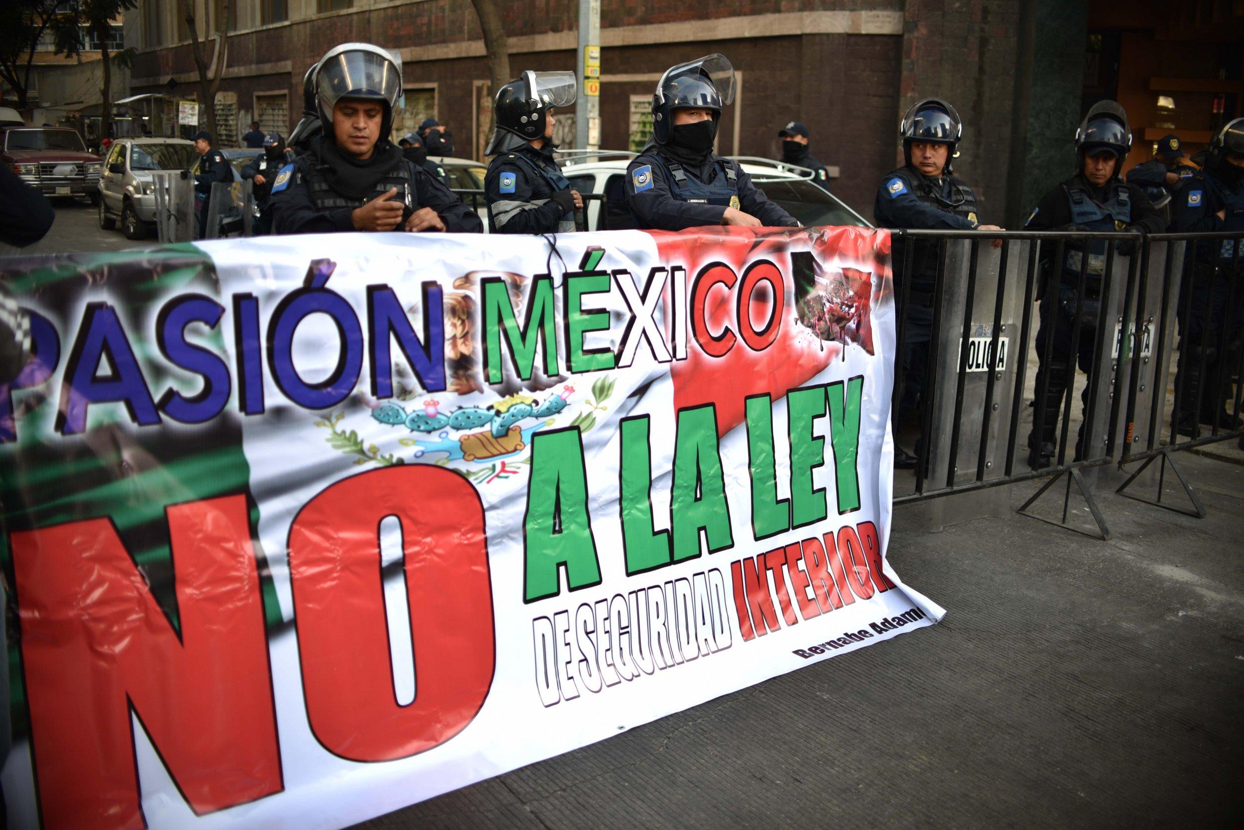 MexicoInternalSecurity