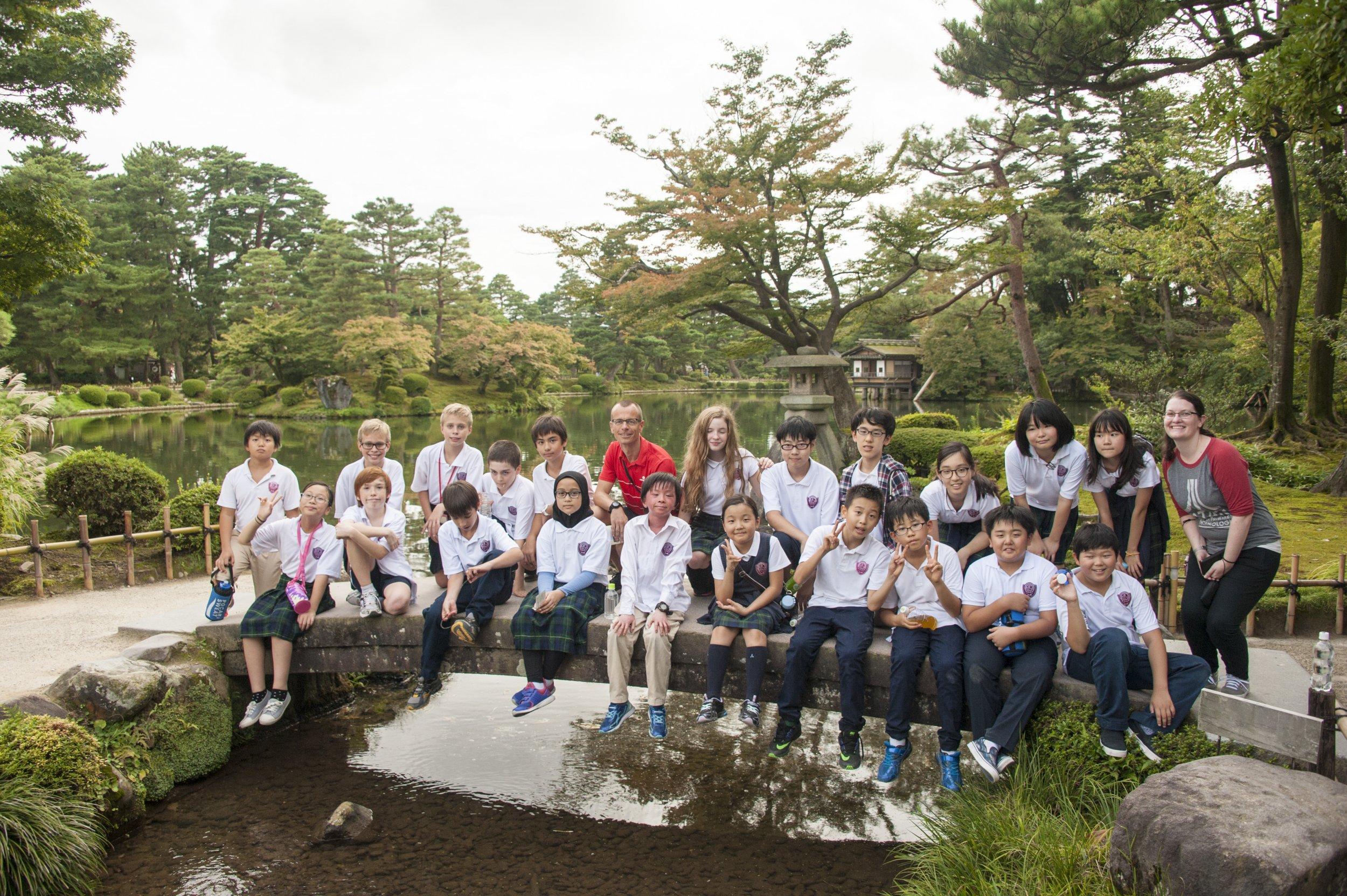 AOBA-JAPAN INTERNATIONAL SCHOOL (A-JIS)