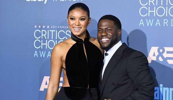 Who is Kevin Hart's wife Eniko Parrish