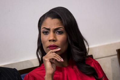 Omarosa Manigault declars 'black woman civil war' on Robin Roberts