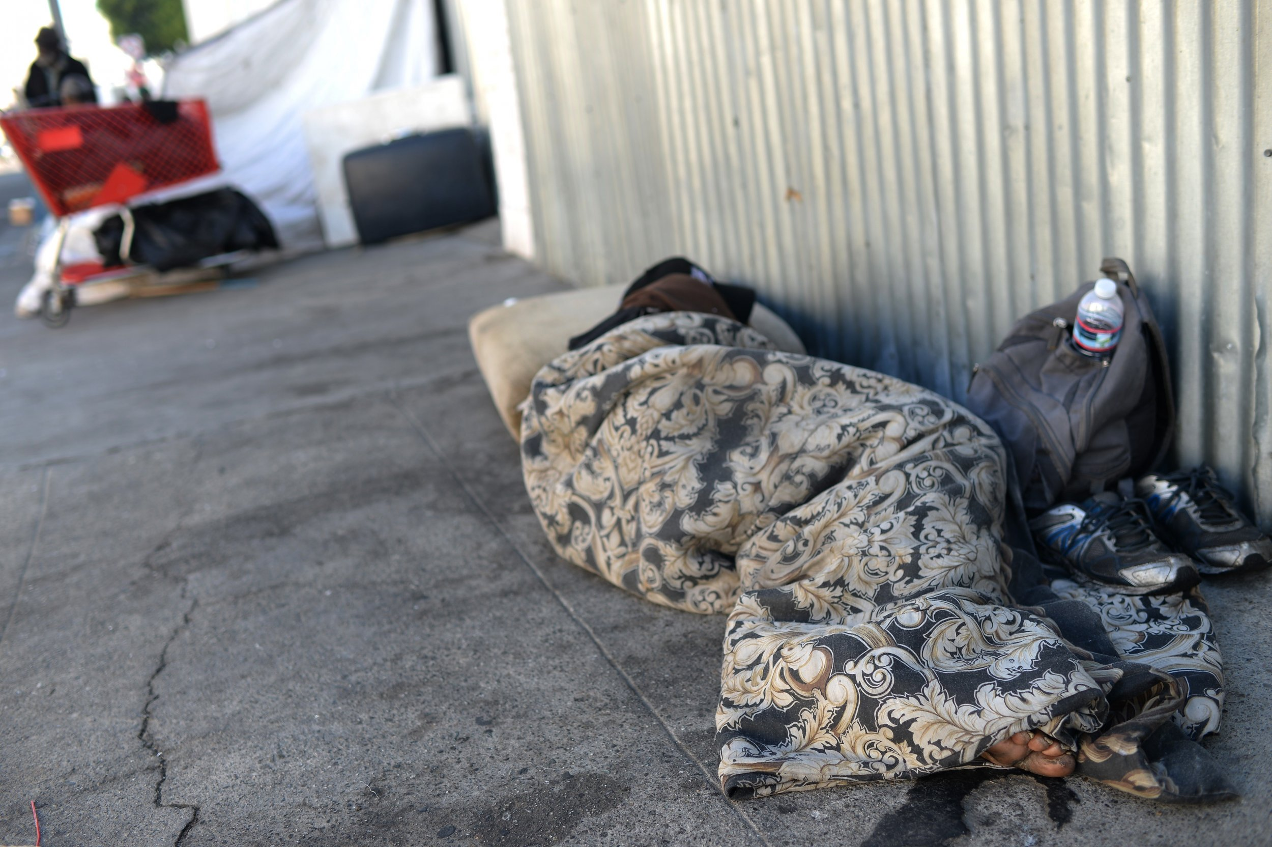 Officials are pointing fingers at the West Coast affordable housing crisis for the number of homeless people dying