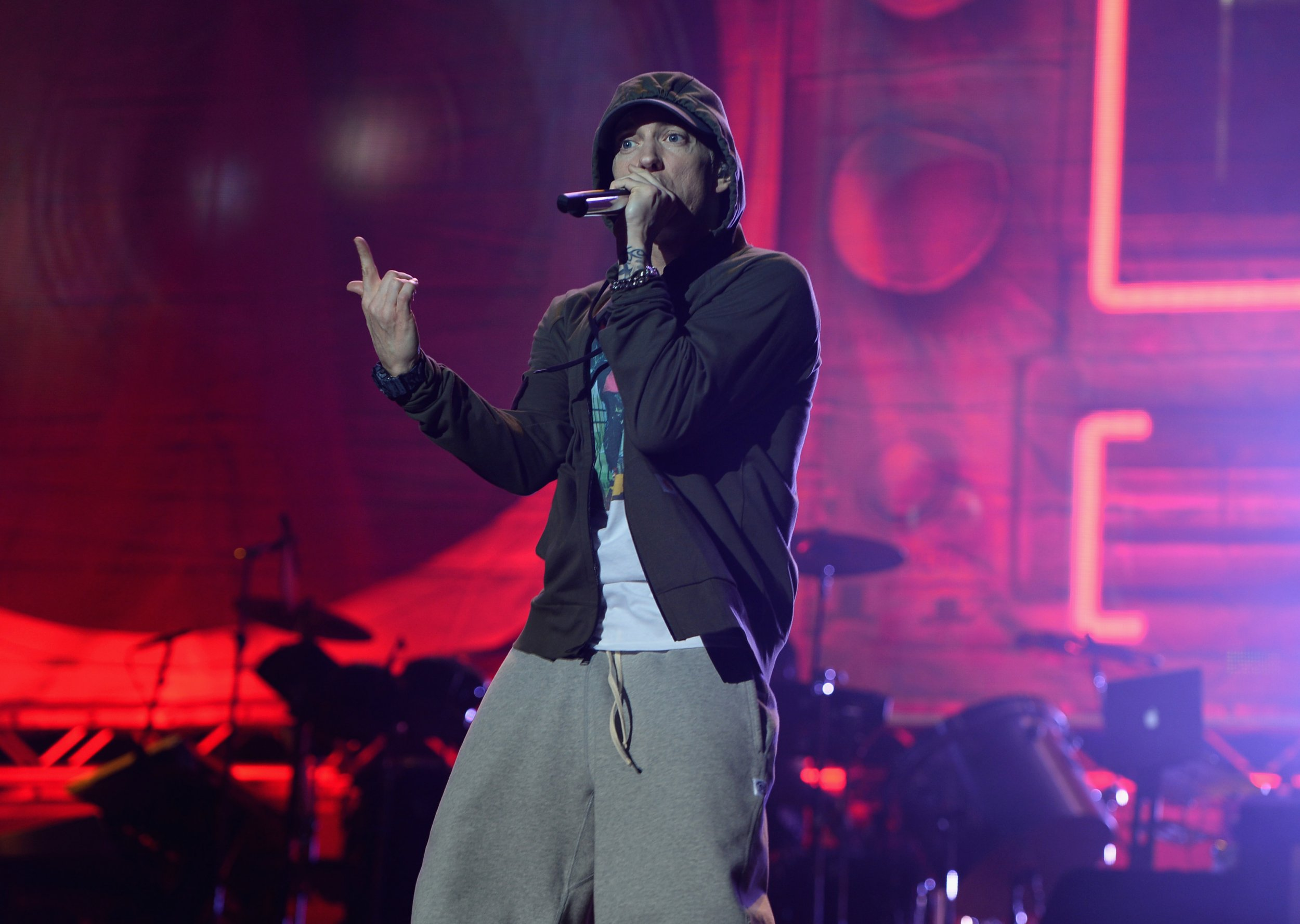 Eminem Calls Trump Hitler: All the References to the