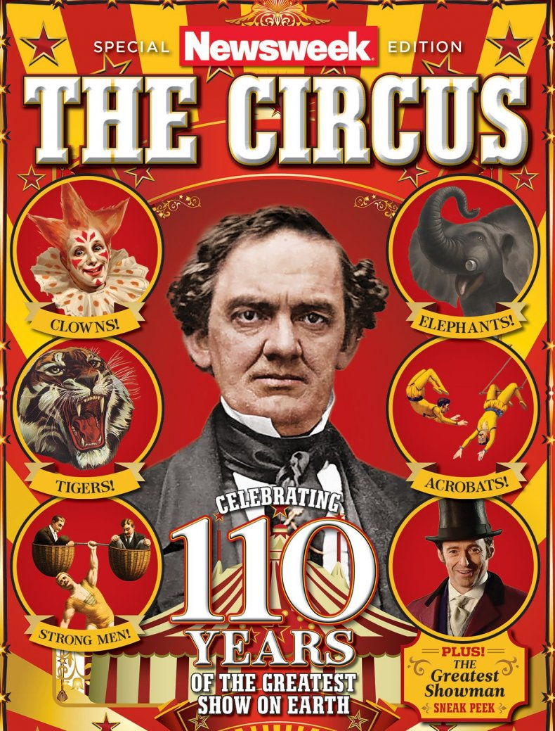 CIRCUS cover new