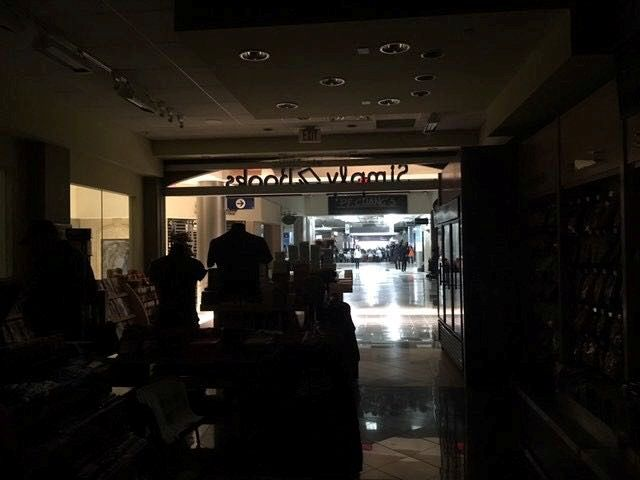 Atlanta Airport Power Outage