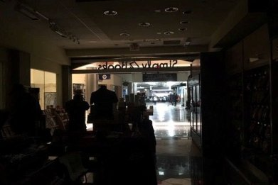 Atlanta Airport Power Outage