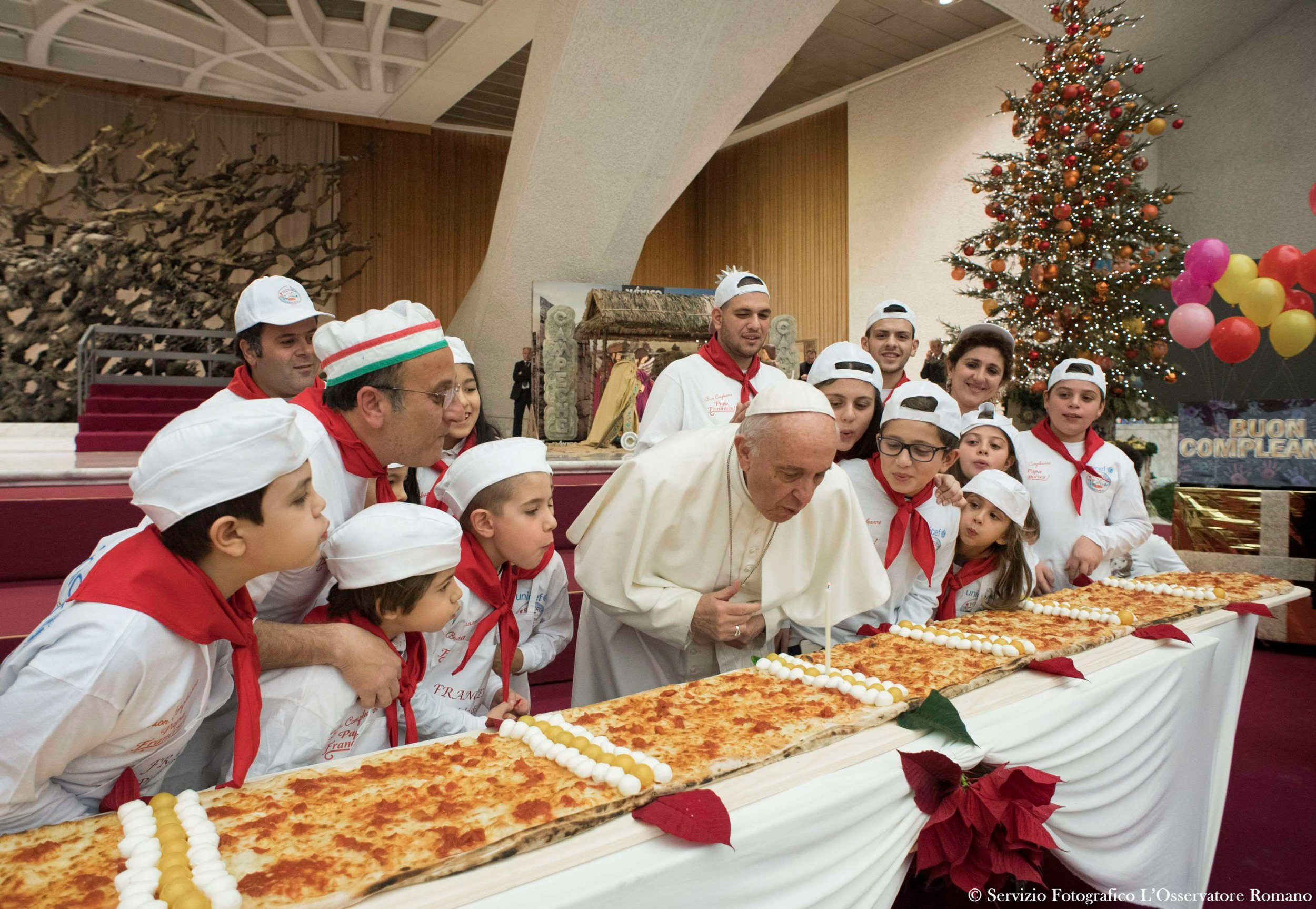 Christmas Without Jesus Is Just an Empty Feast, Pope Francis Says on ...