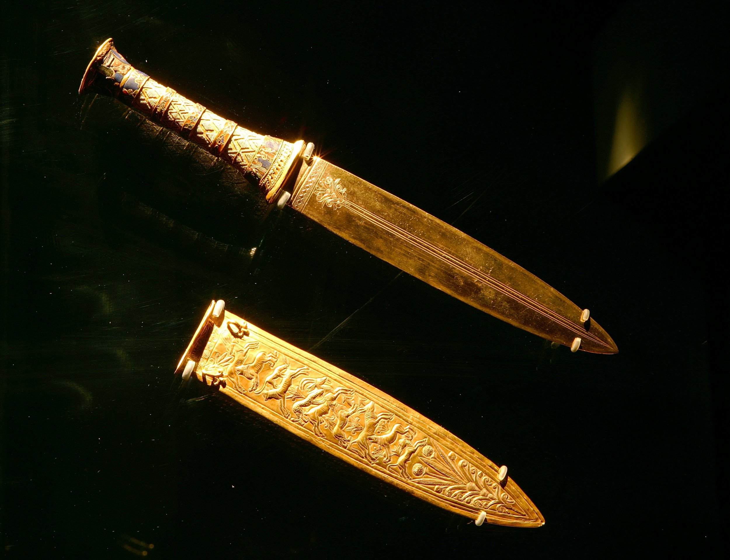 Alien Metal Was Routinely Used To Create Ancient Weapons Like