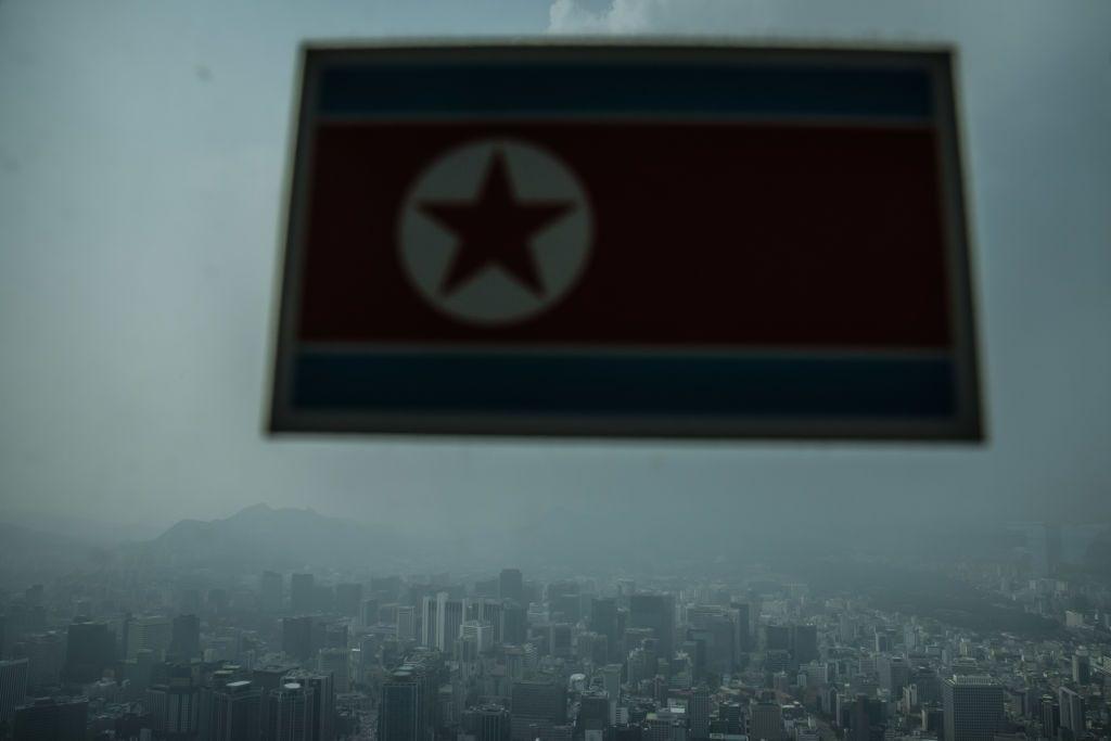 north korea hacking war bitcoin