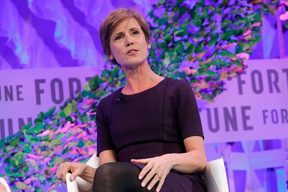 The U.S. will become an autocracy under Trump unless Americans speak out, Sally Yates warns