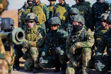ChinaRussiaMilitary