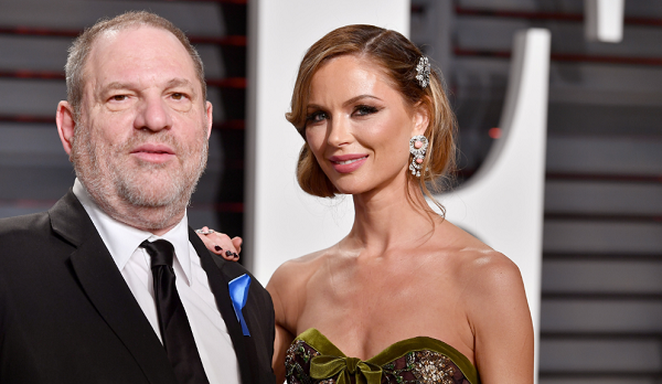 Harvey Weinstein Prenup: Wife Georgina Chapman Will Get a Nice Chunk of Producer Net Worth if They Divorce Today