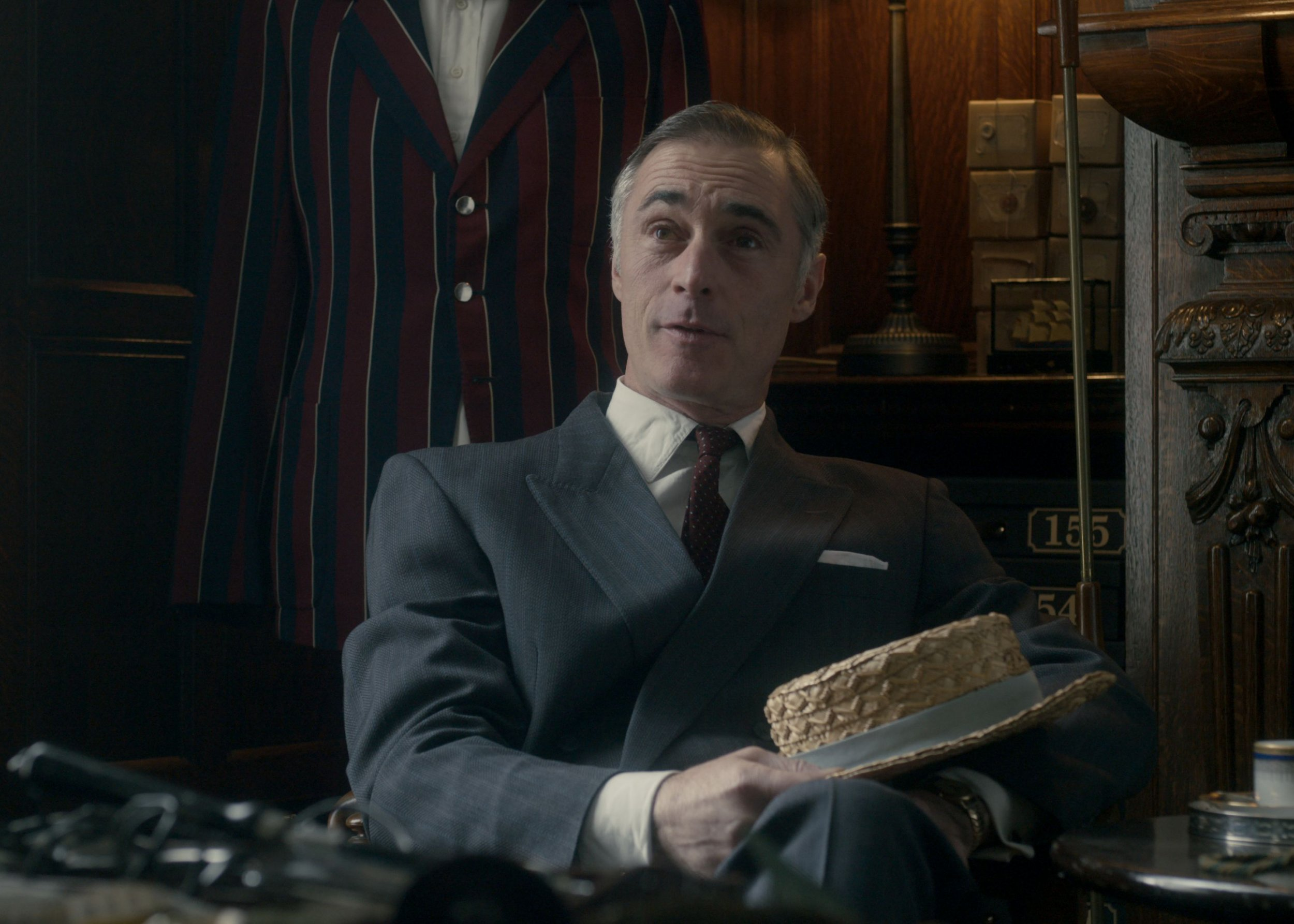 greg wise crown dickie