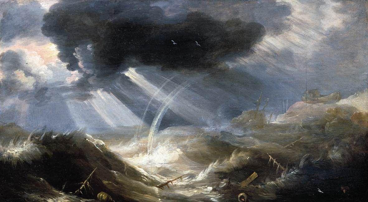 Antarctica Can Ancient Flood In Bible S Book Of Genesis