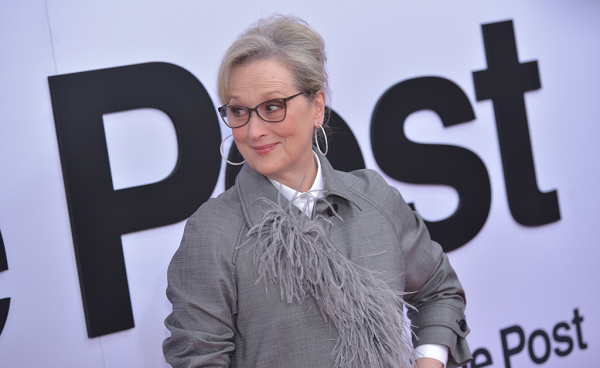 Meryl Streep Targeted by Street Artist in 'She Knew' Posters