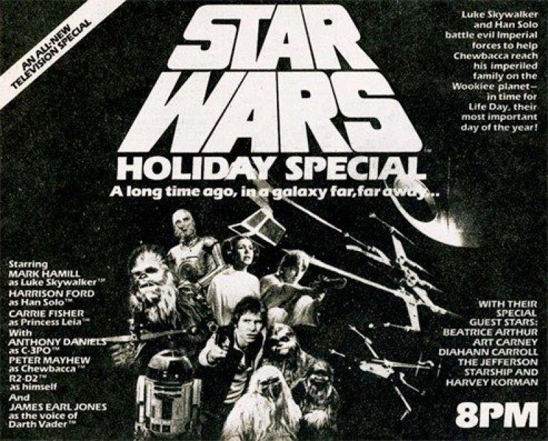 holiday special star wars