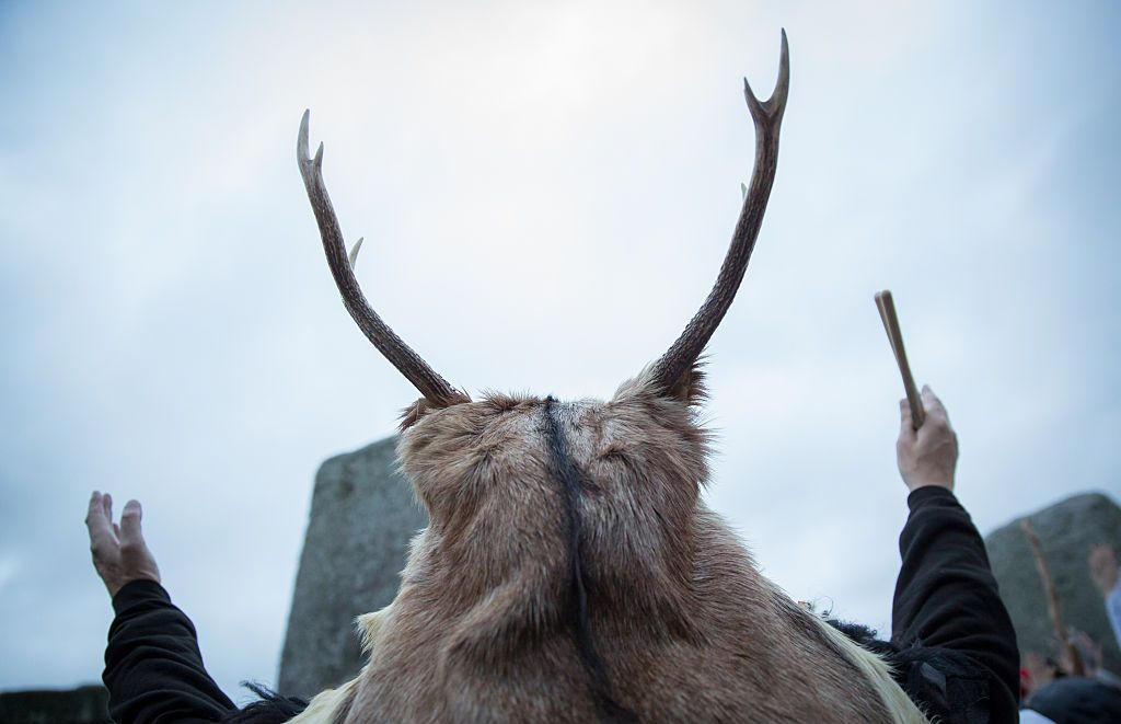 druid winter solstice