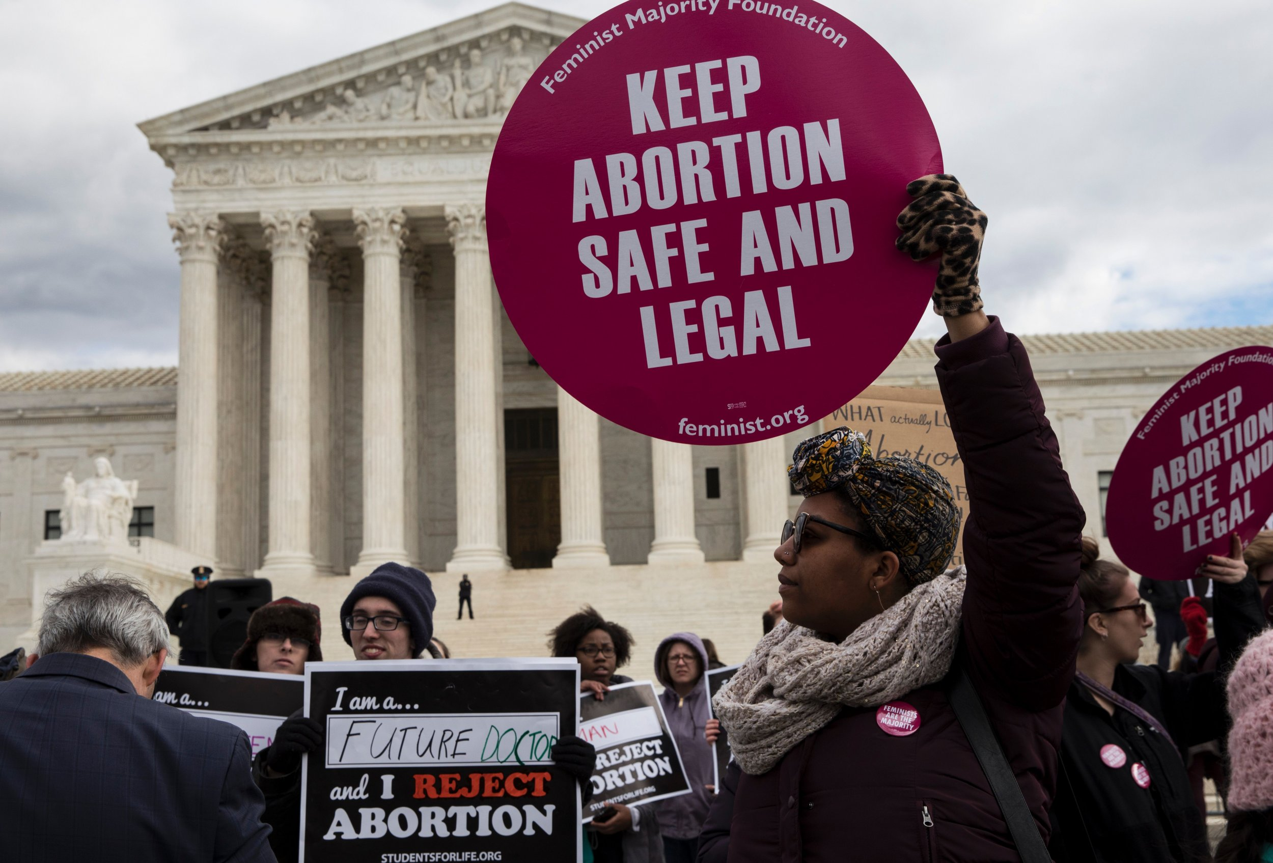 Abortion Law Could Block Thousands Of Women In Arkansas