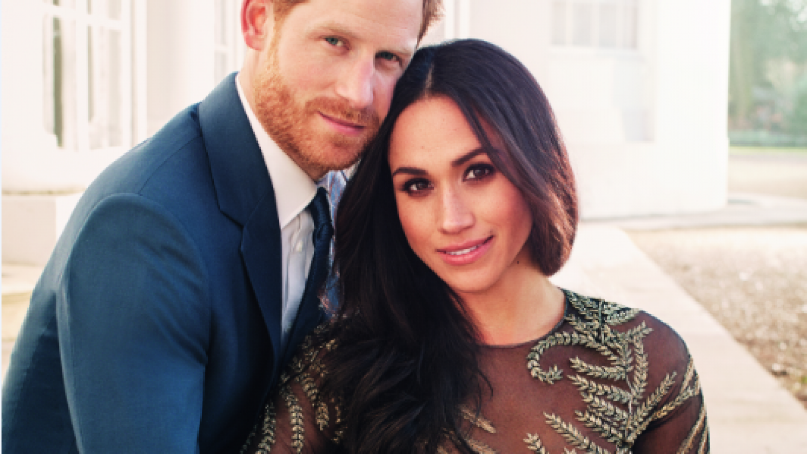 Who Made Meghan Markle's Engagement Dress? And How To Get The Look