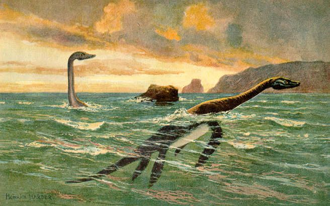 plesiosaur ancient sea monster discovered in antarctica