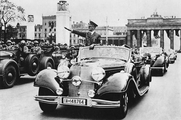 Adolf Hitler's Car Will Be Sold at Auction—But Who Would Buy It?