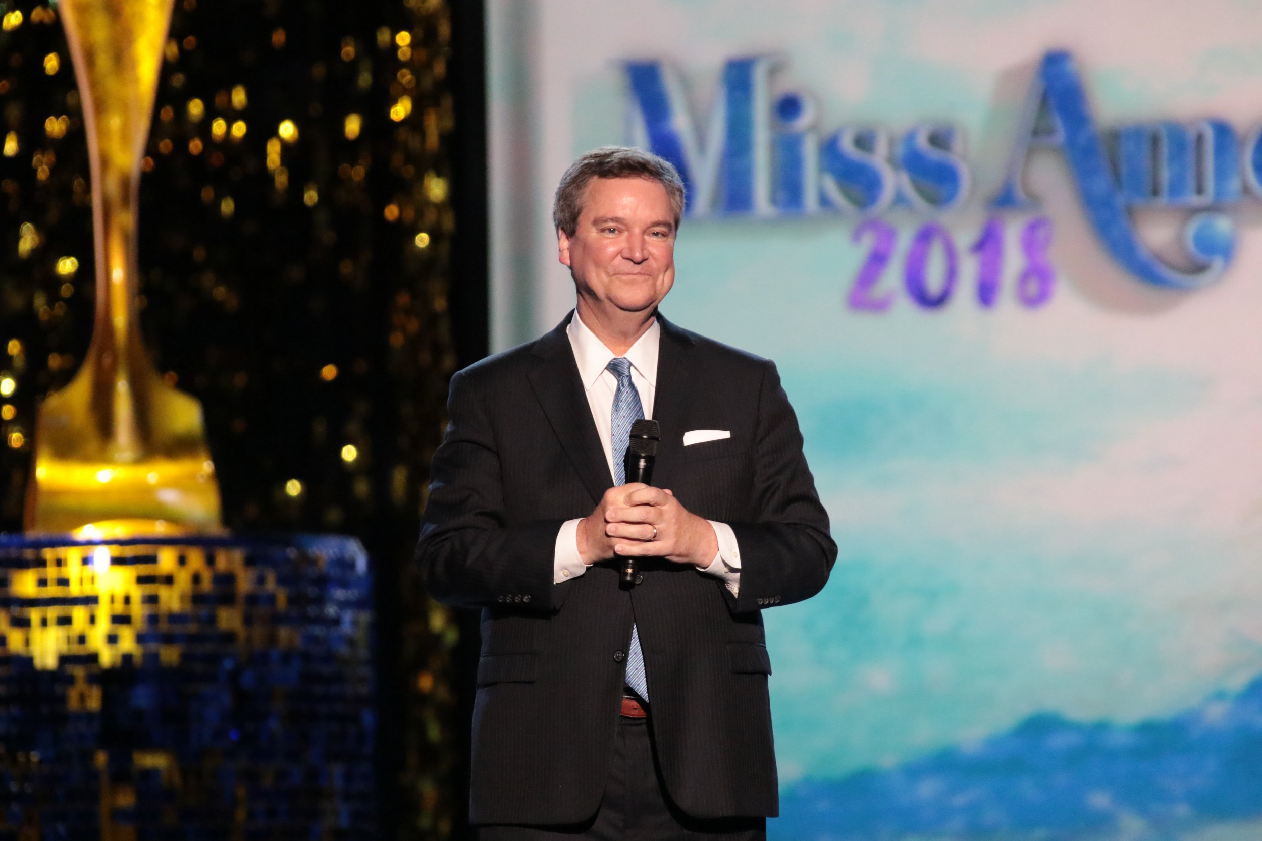 Sam Haskell of the Miss America Organization