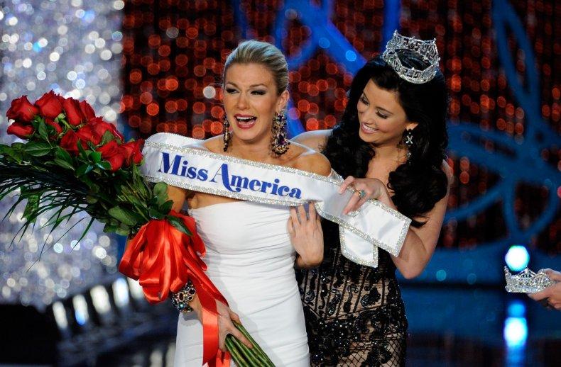 Mallory Hagan wins Miss America 2013