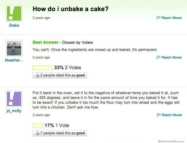how-do-i-unbake-a-cake