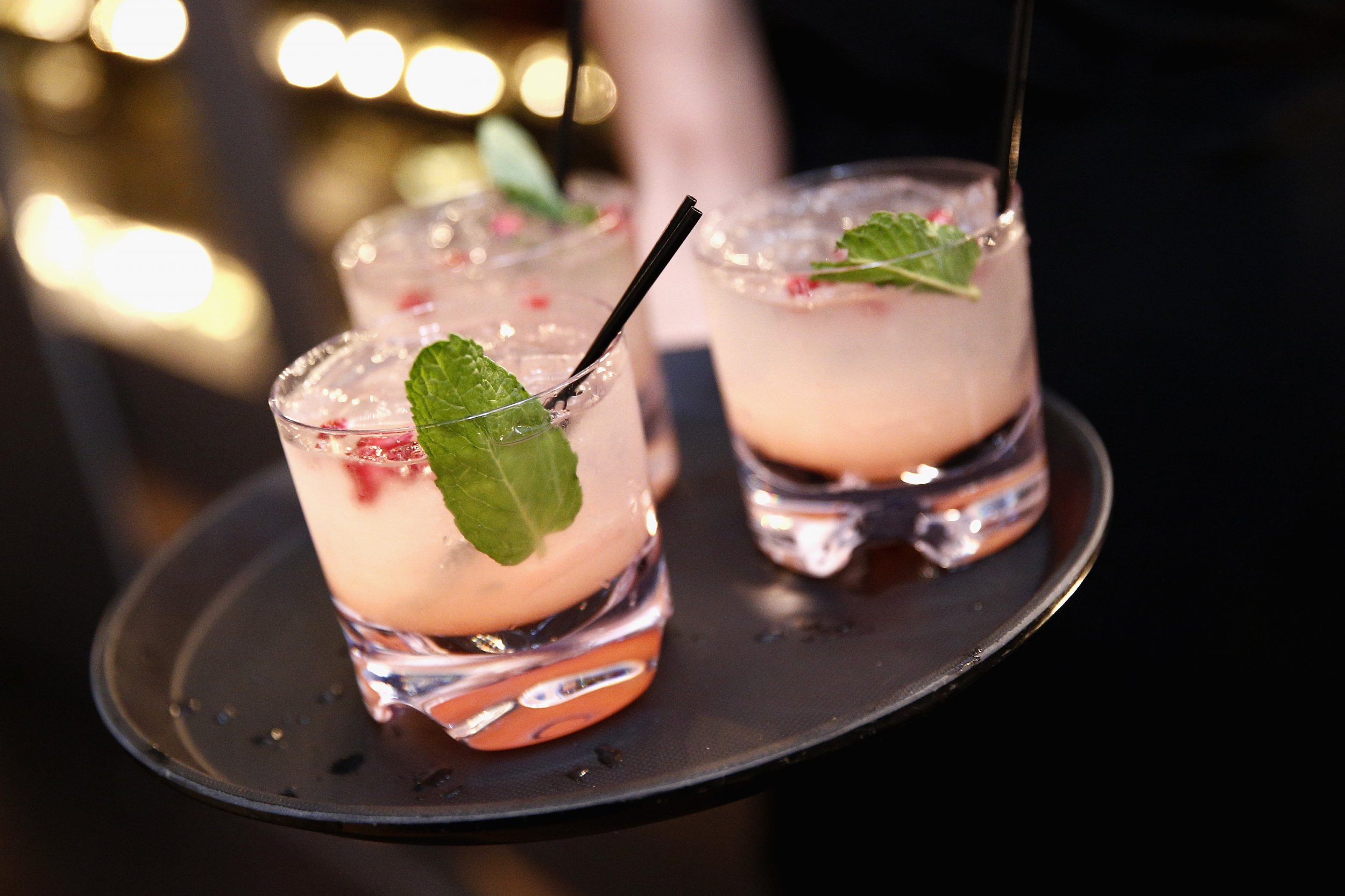 2018 Holiday Cocktails