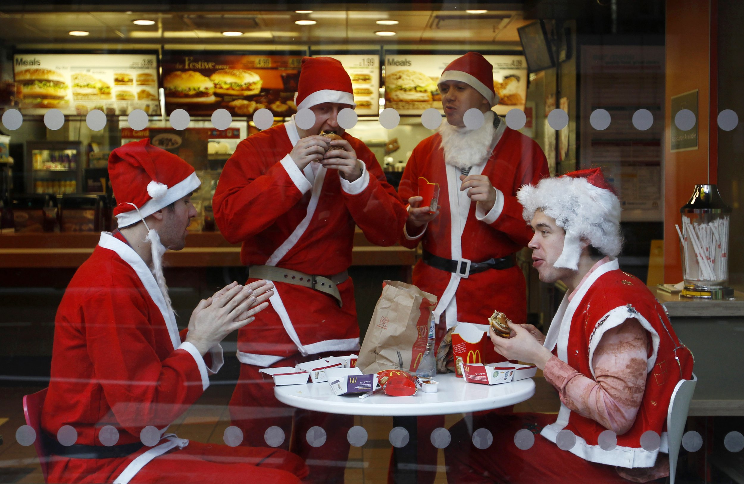 Restaurants open on christmas eve 2017 mcdonald 39 s for What restaurants are open on christmas eve