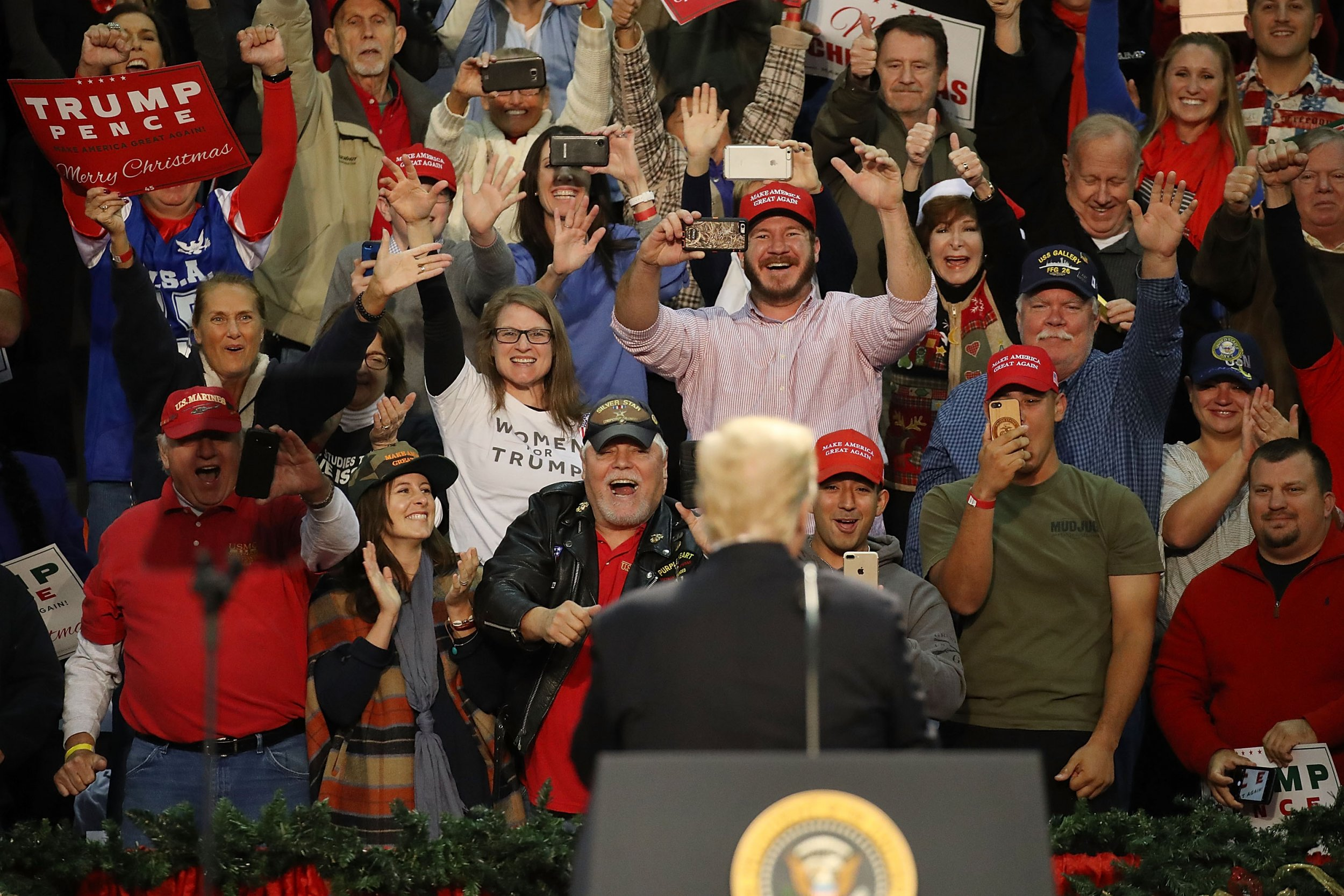 Trump Florida rally