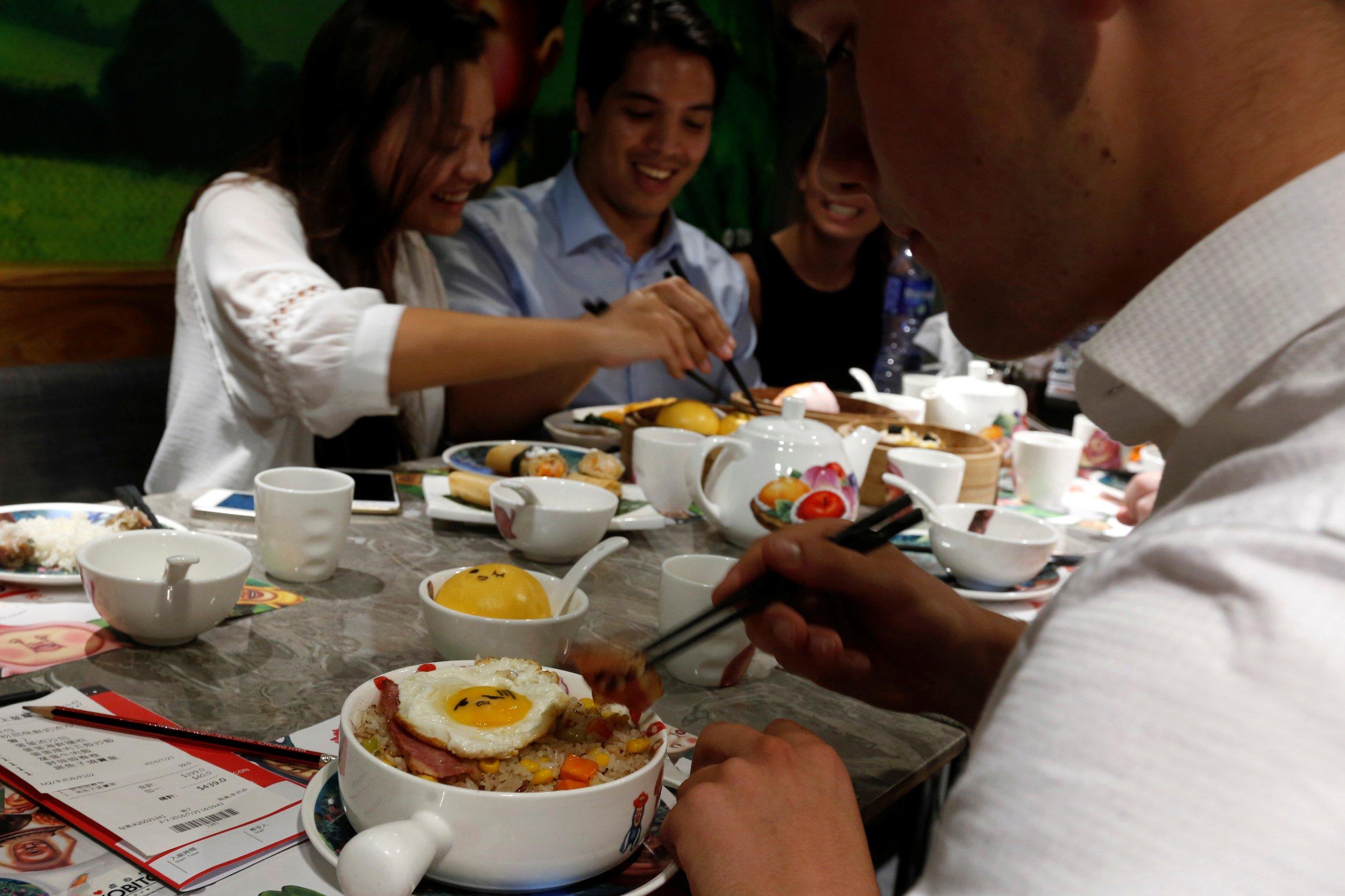 Supreme Court Justice Kagan Chinese Food