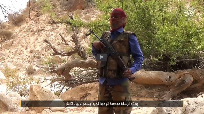 ISISsomalia