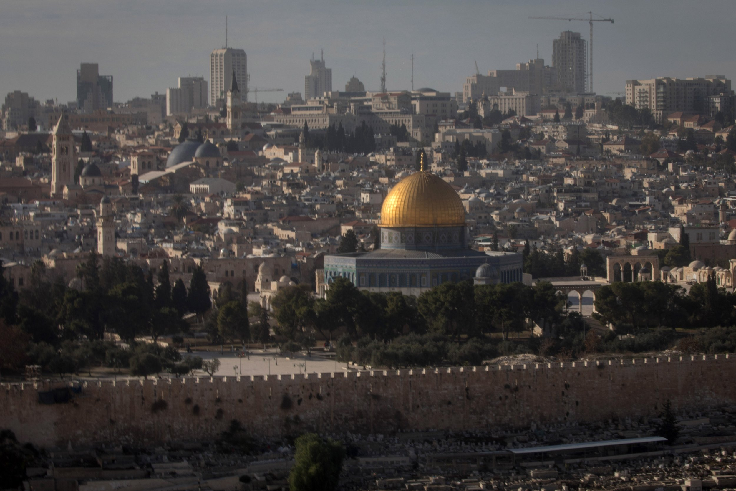 moving the us embassy to jerusalem The new us embassy in jerusalem will open in may 2018 to coincide with the 70th anniversary of israel declaring independence, two trump administration officials said friday at first, the embassy.