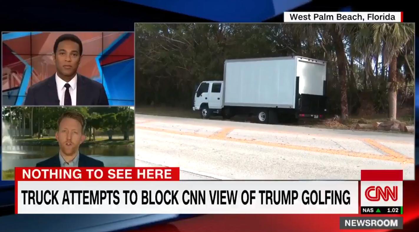 box truck golf