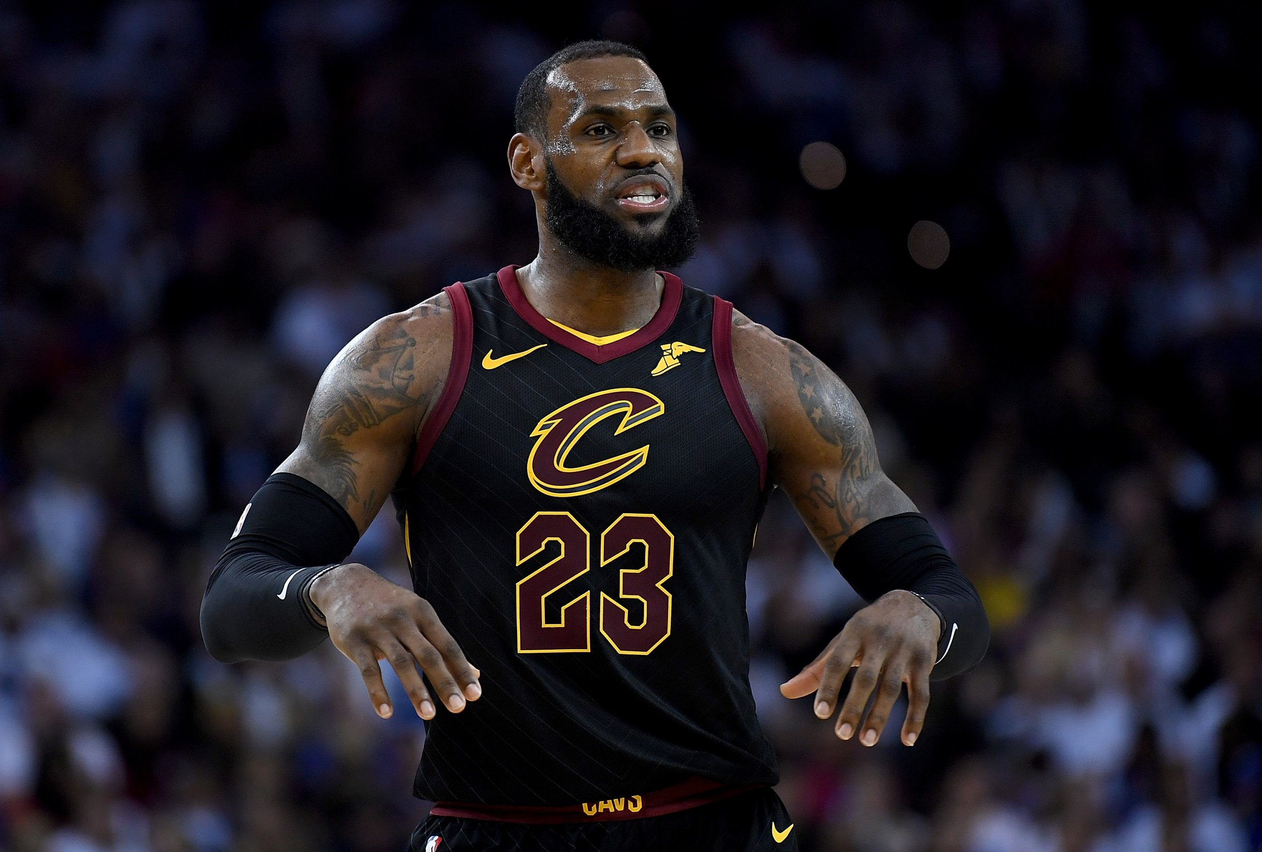 Is LeBron James Distracting the Cavaliers by Feuding With ...