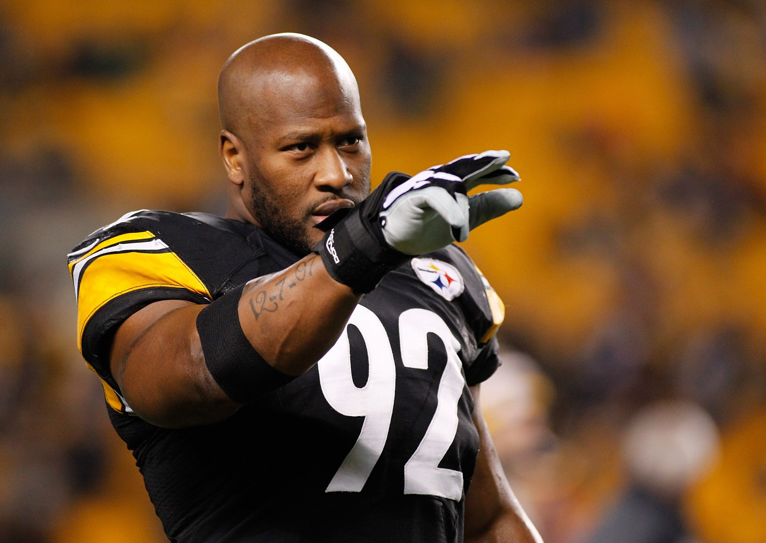 Patriots vs Steelers: Has James Harrison's Move Tilted a Potential AFC Championship ...