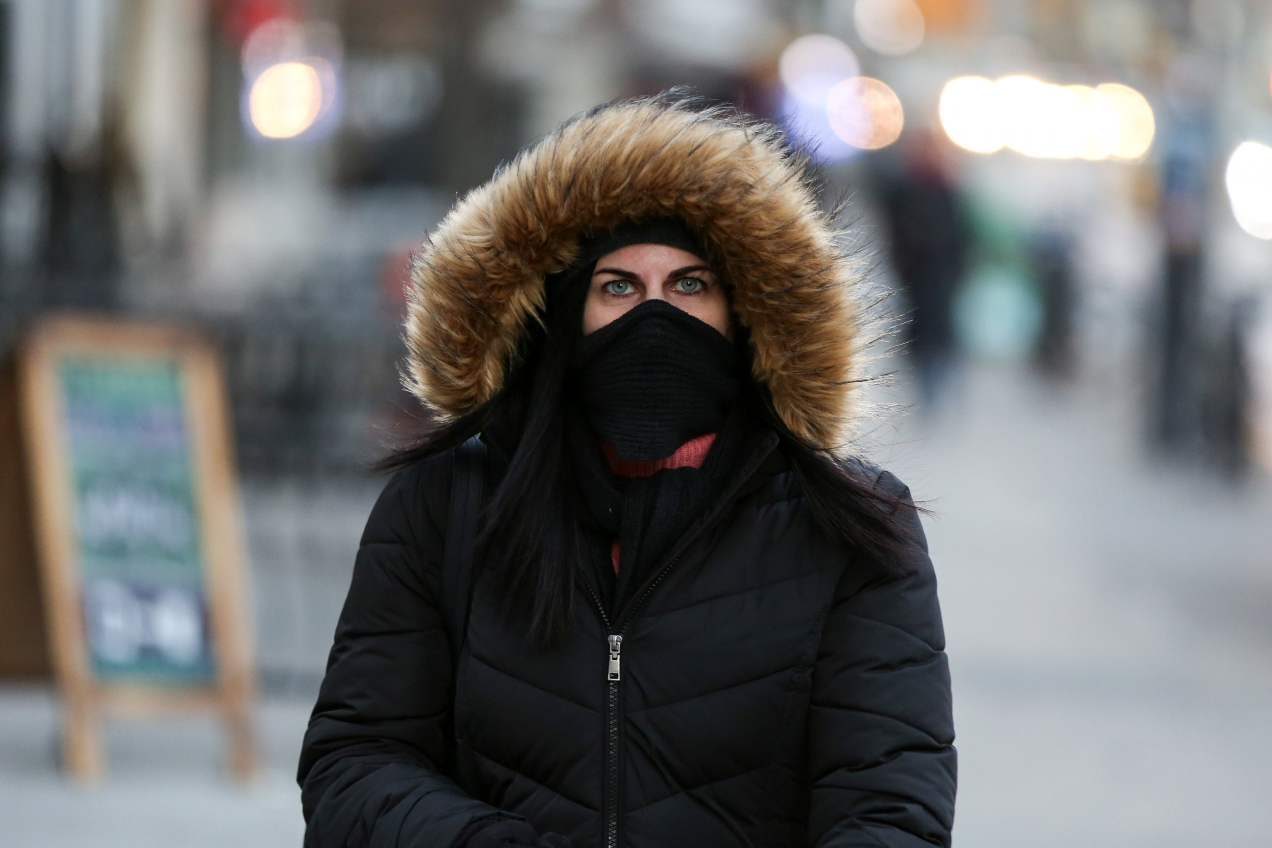 What Does Cold Weather Do To The Human Body? Low