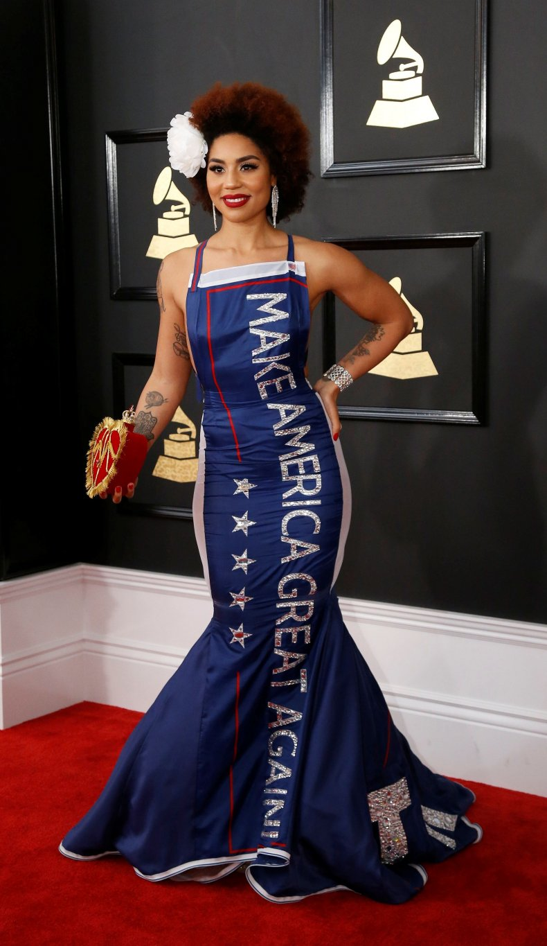 joy villa gown